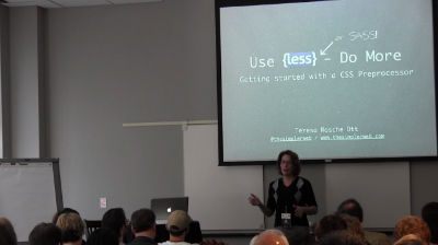 Teresa Rosche Ott: Use LESS, Do More: Getting Started with a CSS Preprocessor