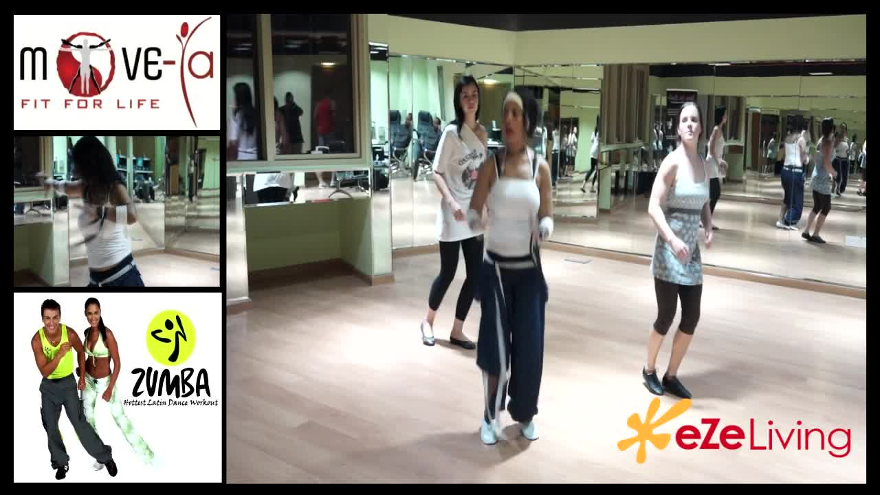 Zumba Dance Tutorial