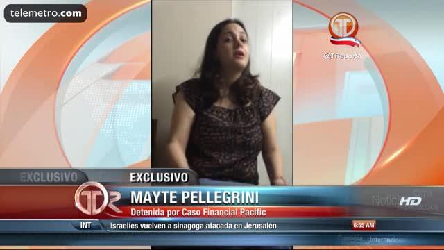 ENTREVISTA A MAYTE P1