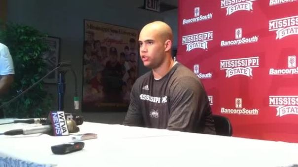 Tyler Russell A&M Postgame