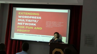 Angie Meeker: WordPress For Startups