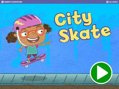 CIty Skate App Preview