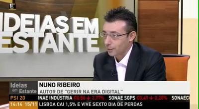 Ideias em Estante – Económico TV – 15 de Novembro de 2011