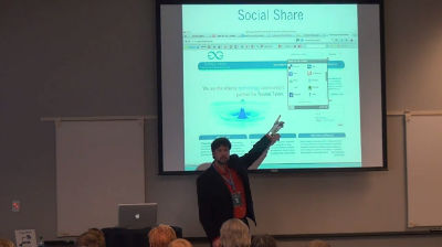 Jake Aull: Social Media Uses For WordPress Sites