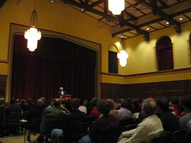 Newt Gingrich at Iowa State 11-16-10