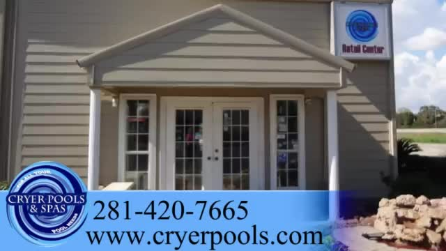 Cryer Pools And Spas Inc Video _ Pool and Spa Services in Baytown