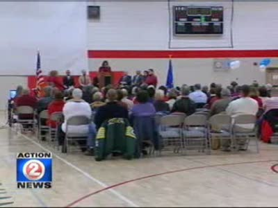 Wausaukee Schools Win Awards (WBAY-TV)