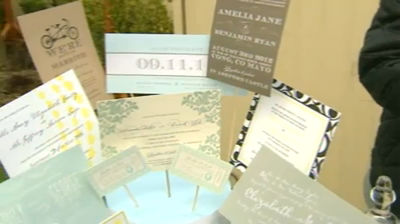 Feather & Ink Discuss Wedding Stationery TRends for 2013