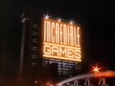 Incredible Games (1994, Copyright BBC)