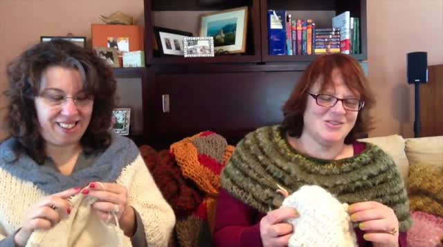 Episode 14 Huffing Wool