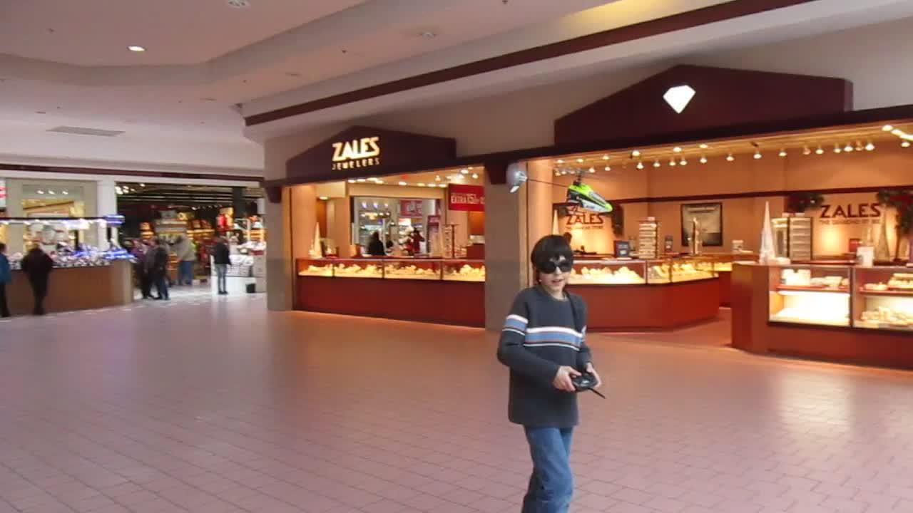 Mall Flight