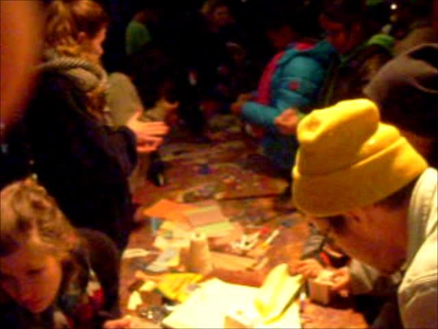 Rockaways Children's Christmas Party video #1