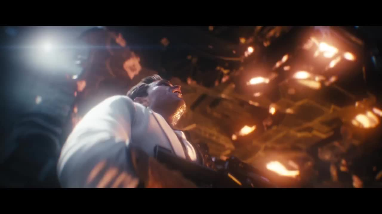 "Batman: Arkham Knight ""Father to Son"" – Over the Top Shot"
