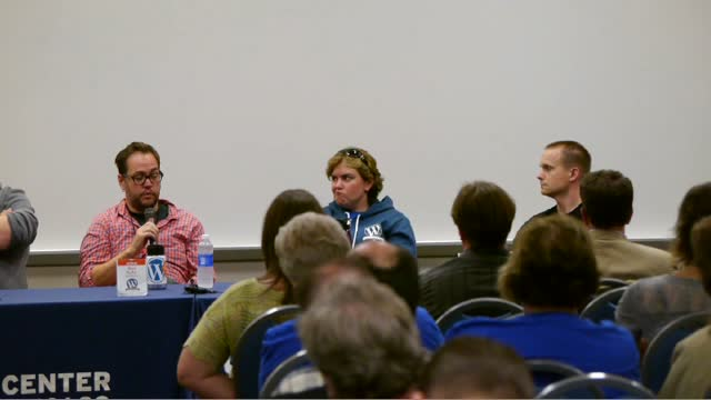 Panel Discussion: WordPress Business Owners