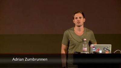 Adrian Zumbrunnen: Rethinking Content Creation