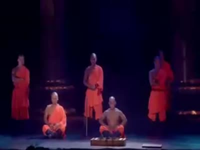 Shaolin Monks – Wheel Of Life_2