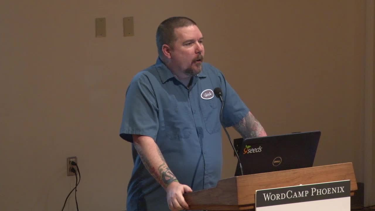 John Hawkins: An Introduction to WordPress Multi-Site