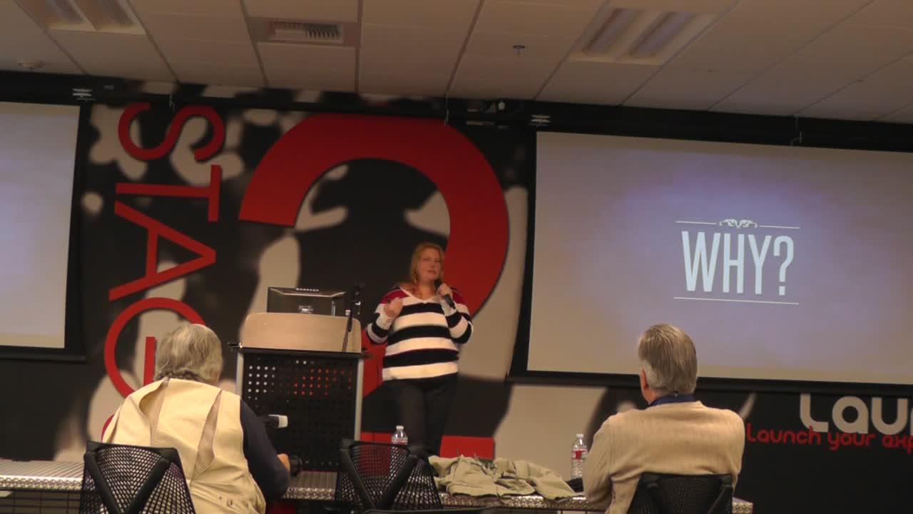 Natalie MacLees: Defining Your User Experience