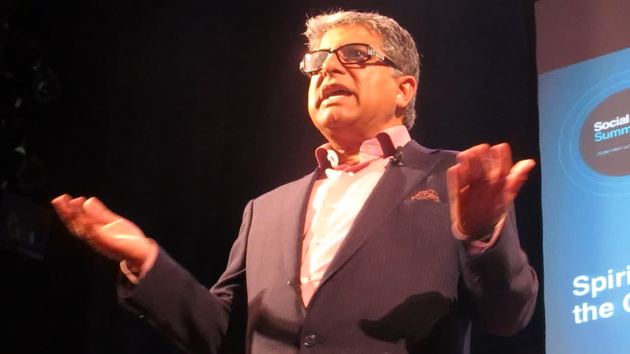 Dr. Deepak Chopra – Copy