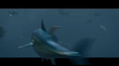 Life of Pi Flying Aspect Ratio Change and Breaking Frame
