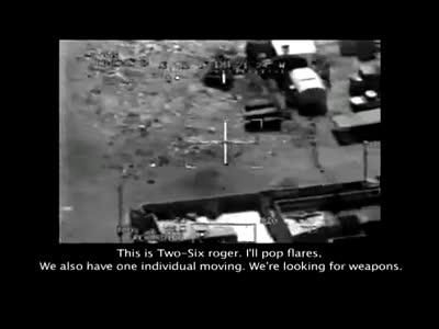 Collateral Murder – Wikileaks – Iraq