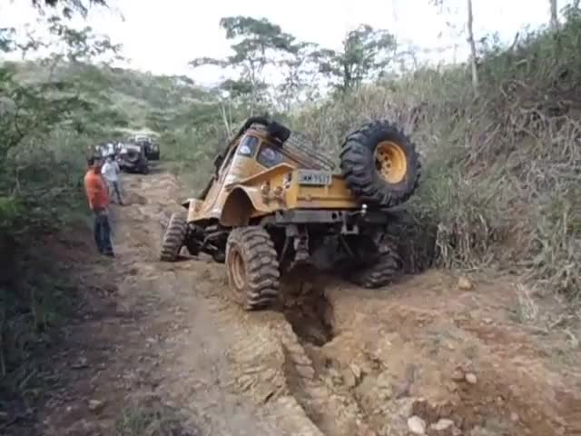 Awesome Australian 4WD Action