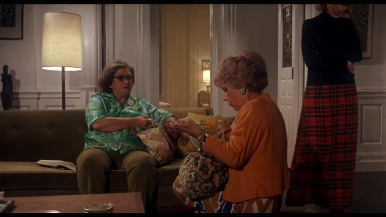 Patsy Kelly in Rosemary s Baby (HD)