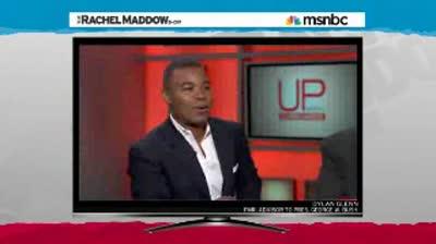 Rachel Maddow  Constitution puts burden of budget blame on Boehner