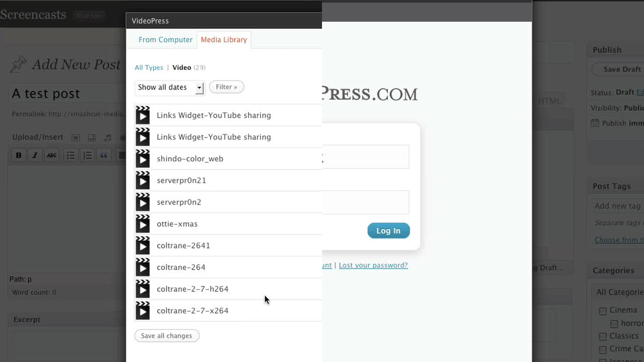 VideoPress Integration for Self-Hosted WordPress