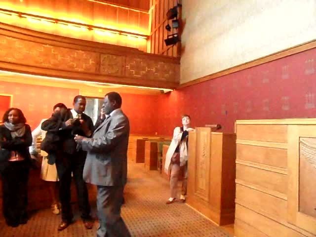 African Press International Video: Kenyan leaders on a study tour in Norway Part 3