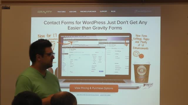 AJ Morris: Building Awesome in WordPress