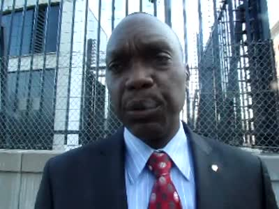 African Press International video: API Interviews Kenya Member of Parliament for Ndaragwa constituency Hon Jeremiah Kioni, at the ICC, Hague