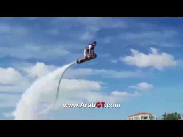Very Cool JetBoarding – ArabGT.com