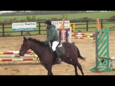 Rosaleen Clear Round Jumping