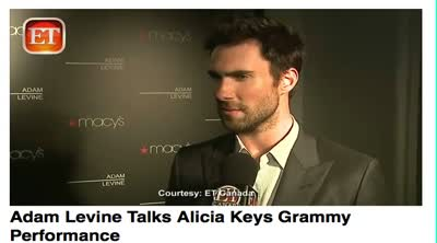 Inside Adam Levine's Fragrance Launch Party and Interviews