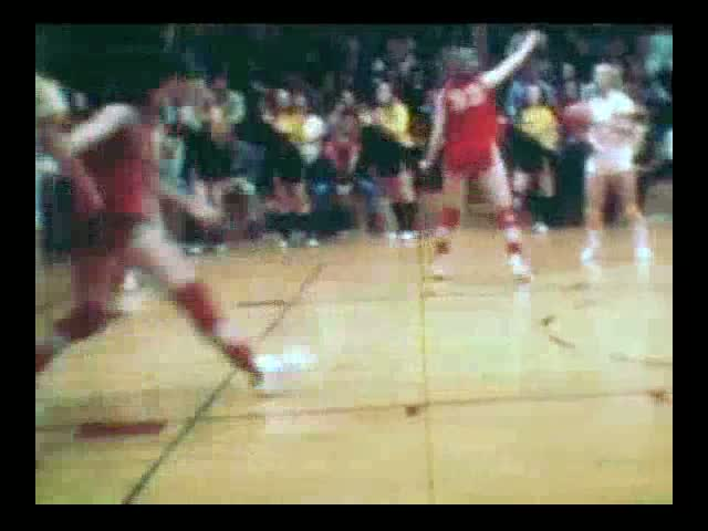 Rolfe (red uniforms) at Twin Rivers Nov. 20, 1971