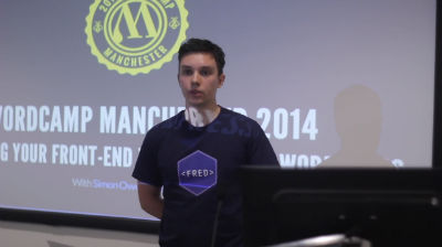 Simon Owen: Optimising Your Front-End Workflow for WordPress