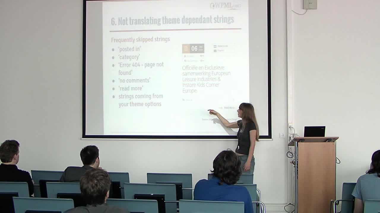 Agnes Bury: 10 Common Mistakes WordPress Developers Make When Building Multilingual Sites