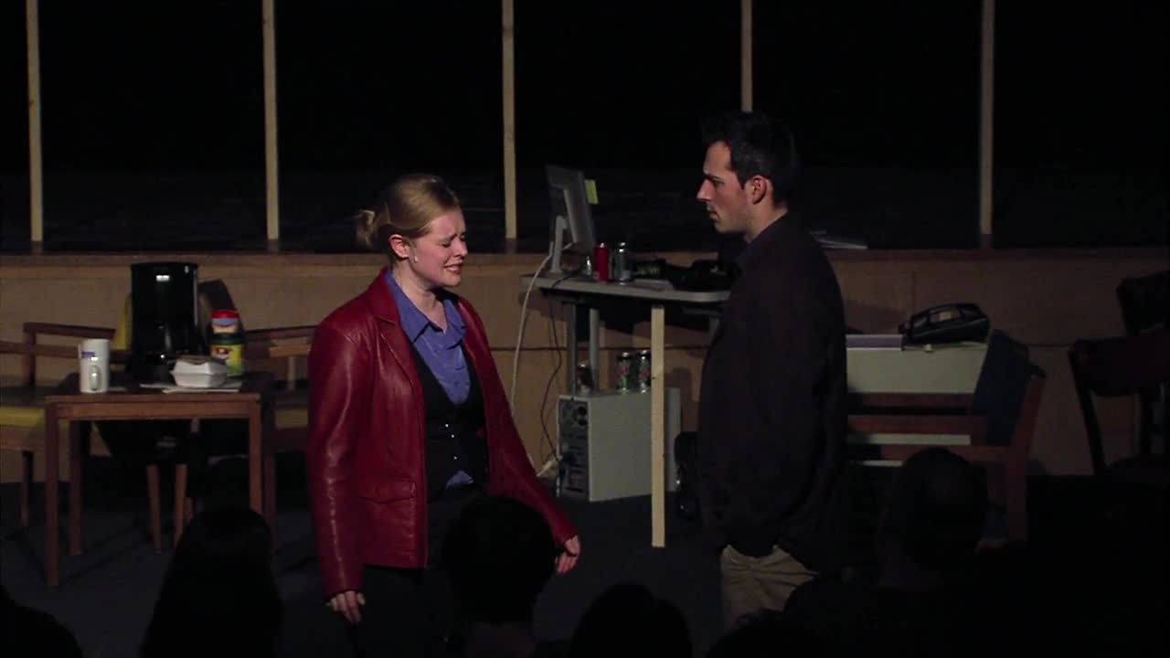 WIP – Scene 5 – Rehearsing This Monologue