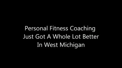 Grand Rapids Personal Trainer Welcomes You