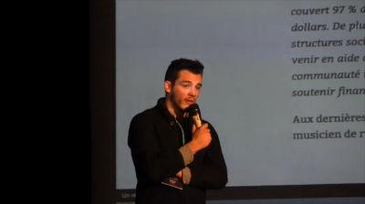 Florent Tamet: Ijsberg – réinventer le journalisme web grâce à WordPress