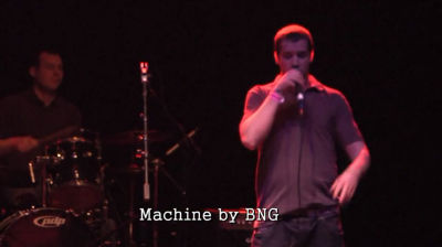 Machine by BNG, Interview by Percy Soul
