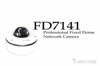 VIVOTEK FD7141 IP Security Camera – Product Guide