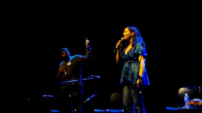 Rhiannon Giddens and Adam Matta [Carolina Chocolate Drops]