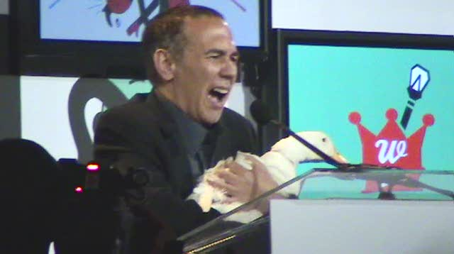 Gilbert Gottfried Aflac Duck