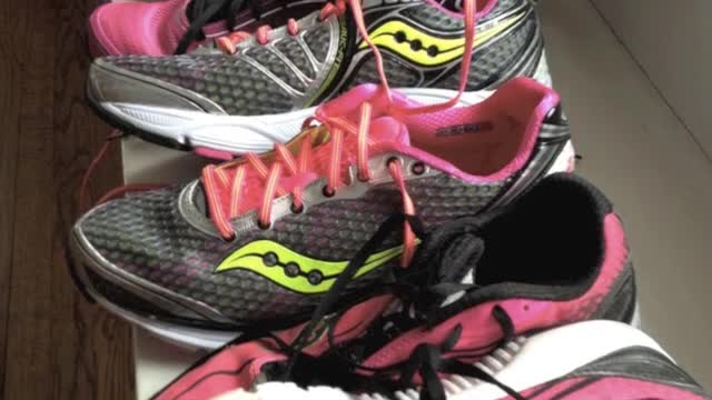 A Love Song for my Running Shoes