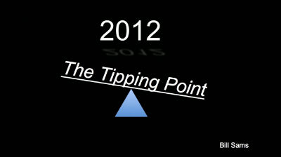 2012 The Tipping Point