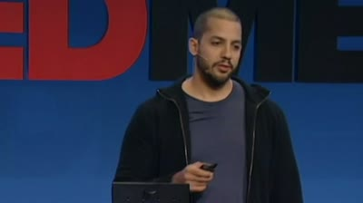 David Blaine – How I Held My Breath For 17 Minutes