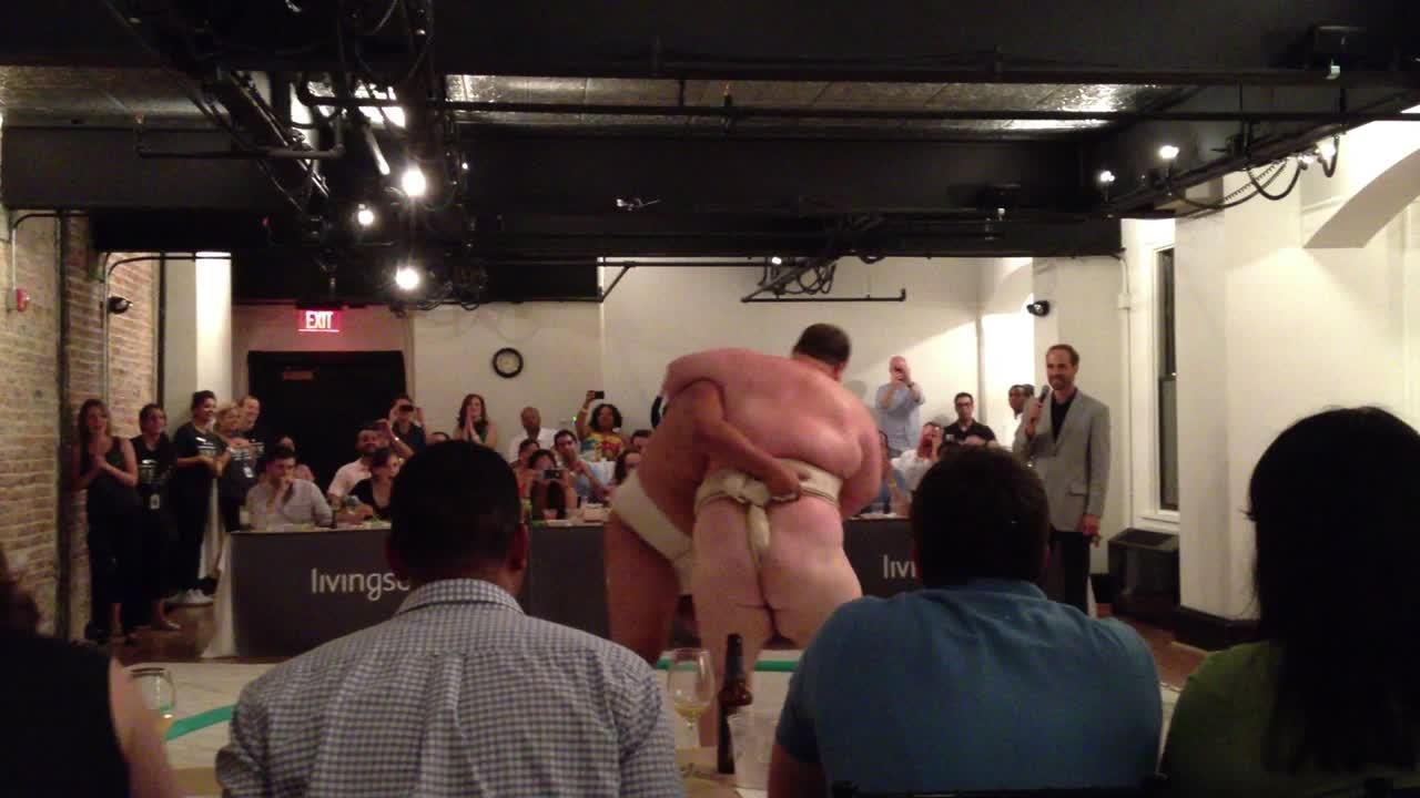 LivingSocial Sumo Match