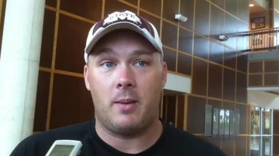 Geoff Collins 11.05.12